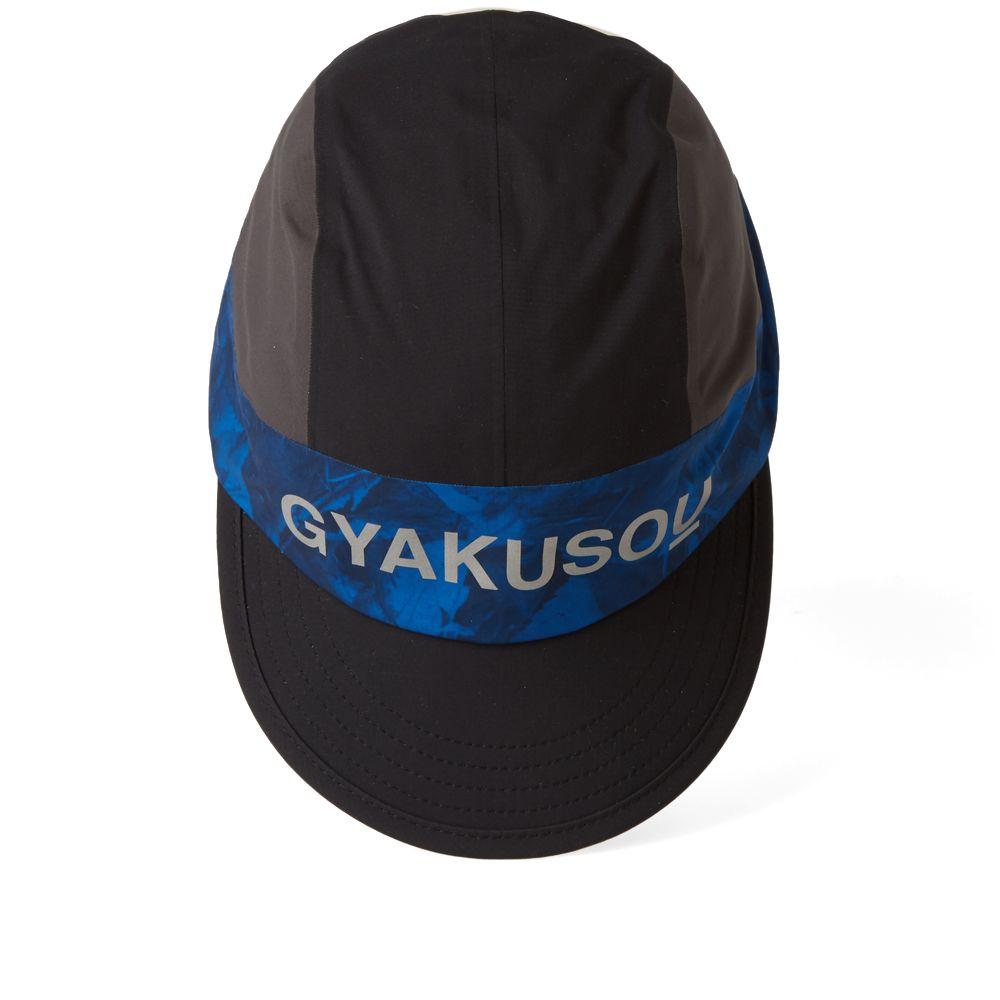 Nike x Undercover Gyakusou Running Cap Black   Anthracite  bf324eaf943