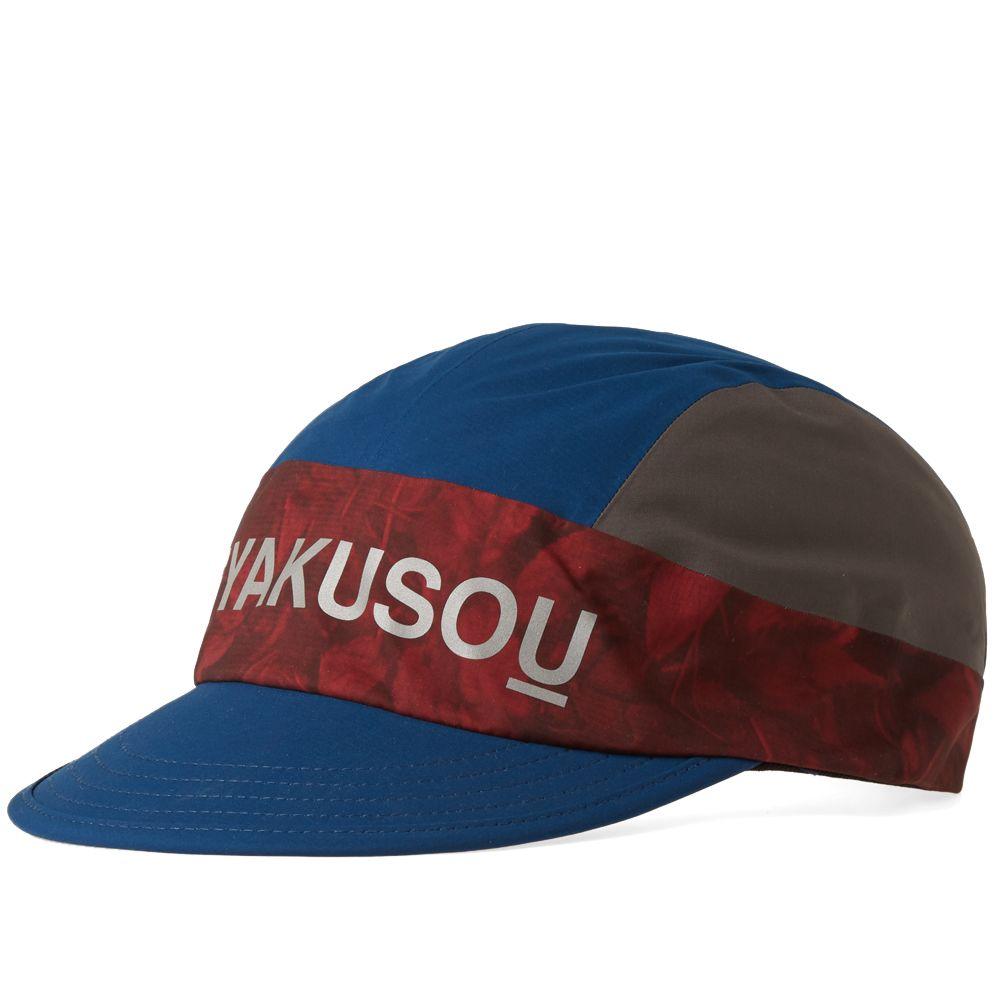 74bf5db7303 Nike x Undercover Gyakusou Running Cap Brave Blue   Midnight Fog