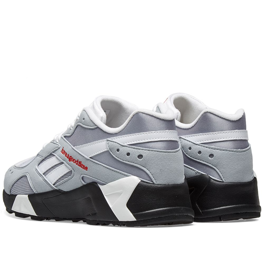 fb442e7f8d0 Reebok Aztrek Cool Shadow   Cold Grey