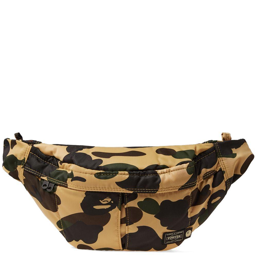e6329b057b homeA Bathing Ape x Porter 1st Camo Waist Bag. image. image. image. image.  image. image. image. image