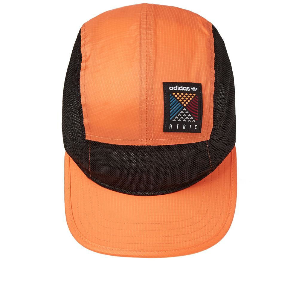 Adidas 5 Panel Cap Trace Orange  dfcfafaf50b