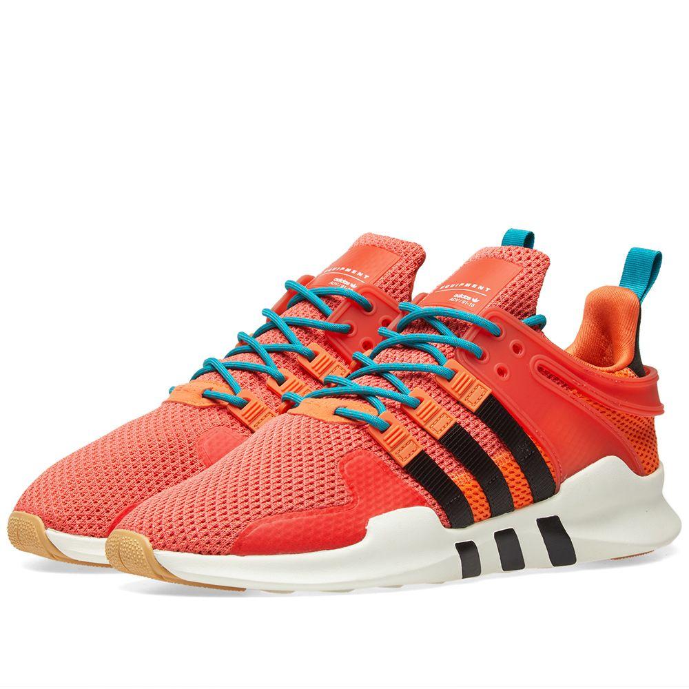 17e044376902 Adidas EQT Support ADV Summer Orange