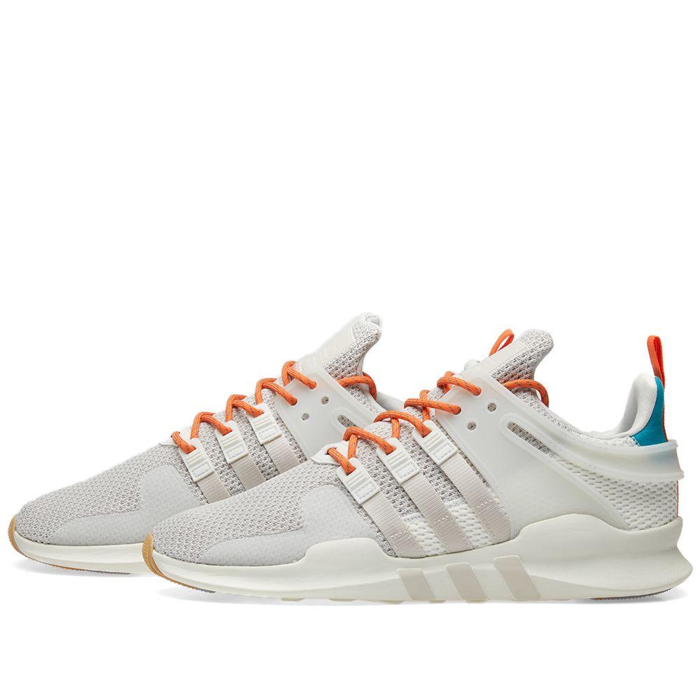f98ce6fa5784 Adidas EQT Support ADV Summer White