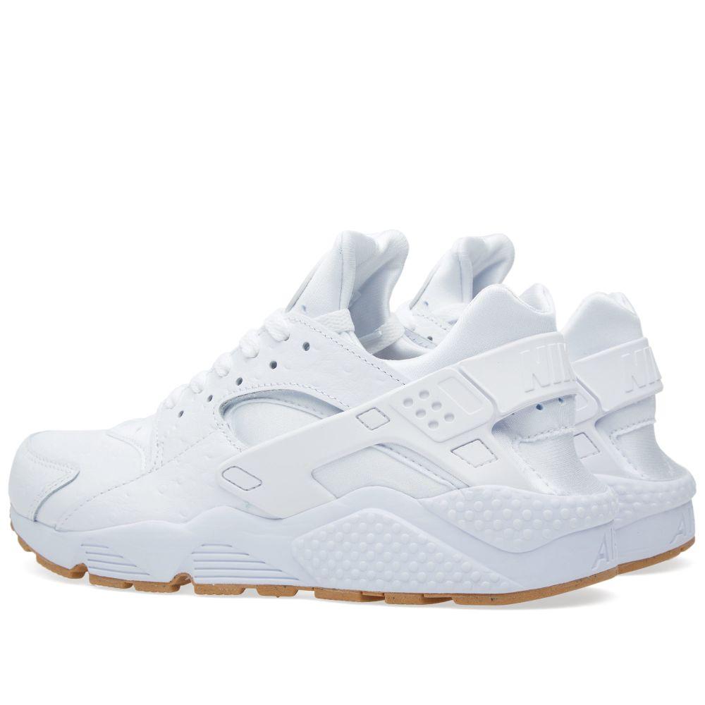 06c5dba2c03a Nike Air Huarache Run White   Gum