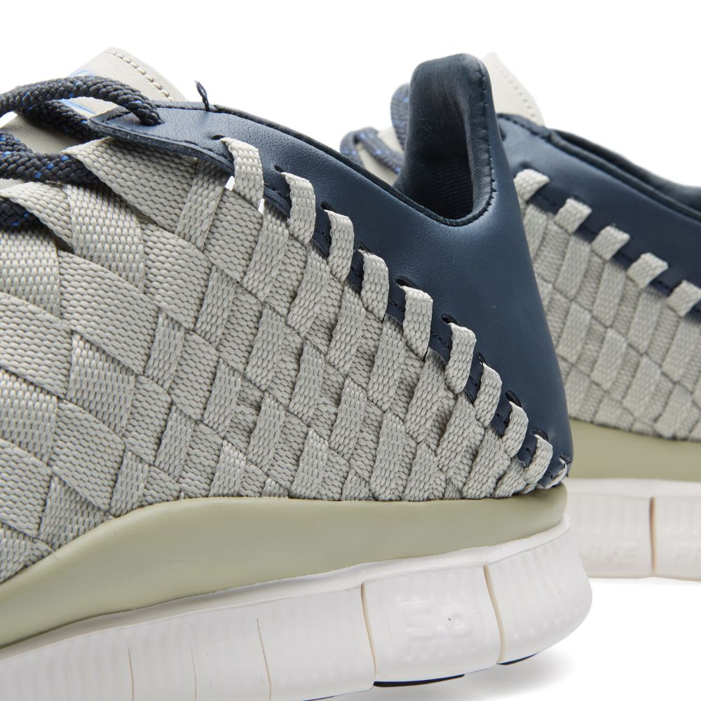 new styles ddead ff979 Nike Free Inneva Woven. Light Stone  Classic Charcoal. 189. image