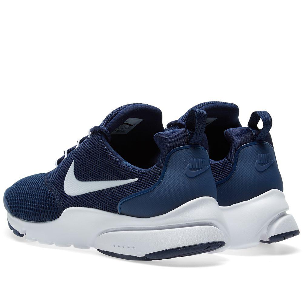 c47c31d79 Nike Air Presto Fly Midnight Navy   White
