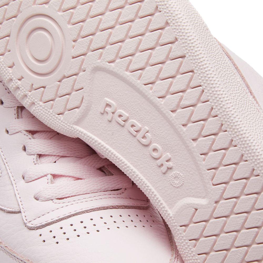 ea131b95a3cf Reebok Club C 85 ELM Porcelain Pink