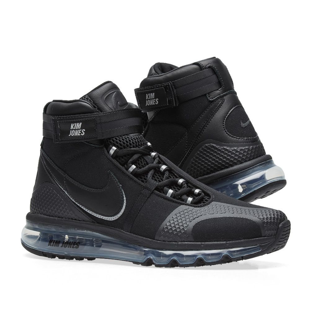 e2a143cc023cc Nike x Kim Jones Air Max 360 Hi Black