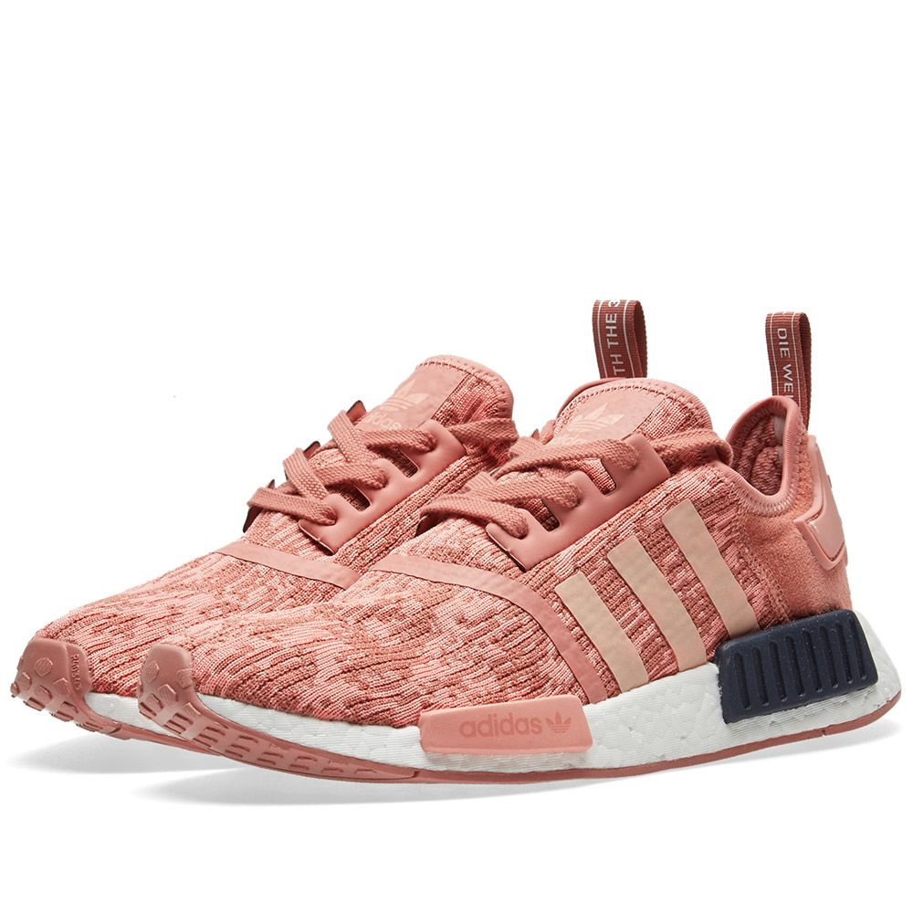 fccf763c3e9 Adidas NMD R1 W Raw Pink