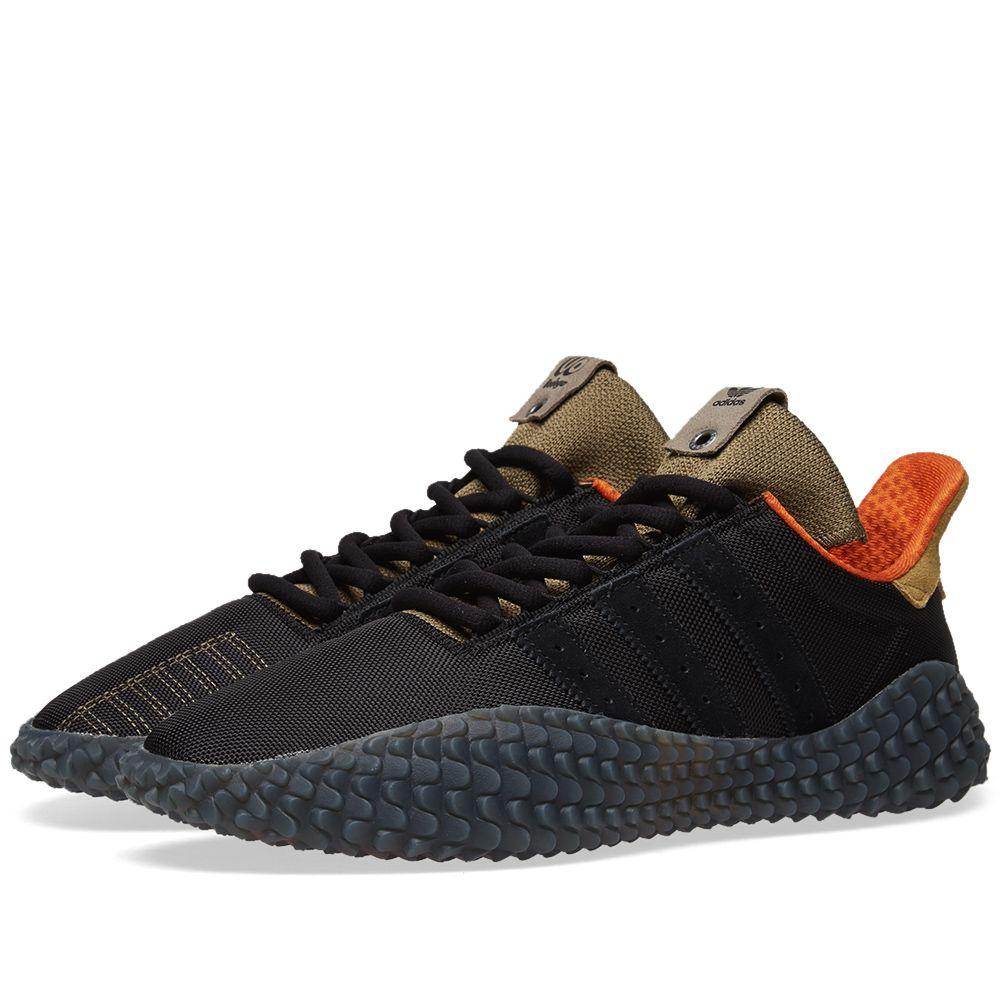 400da4036e51 Adidas Consortium x Bodega Kamanda Black