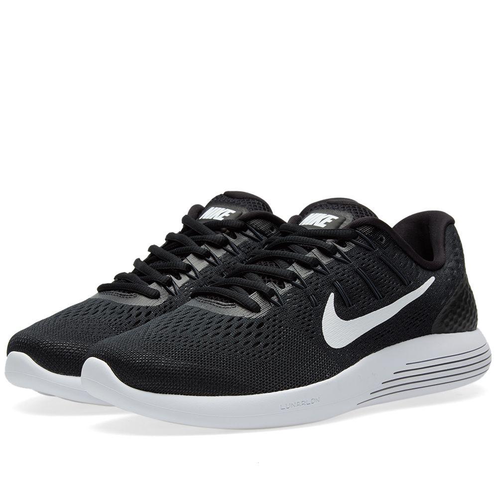 6e30f3885da6 Nike LunarGlide 8. Black