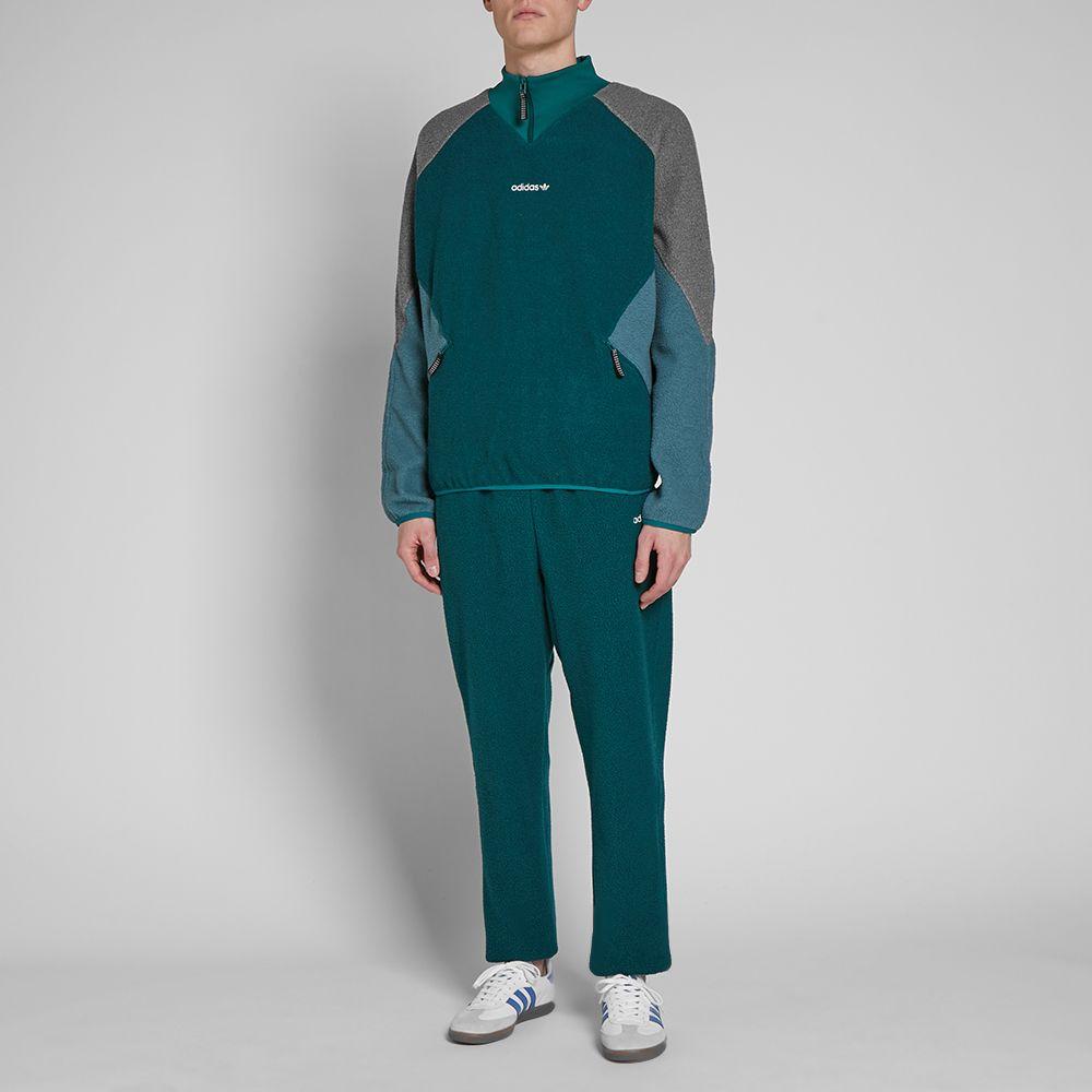 f6ad036ce03f Adidas EQT Polar Jacket Noble Green