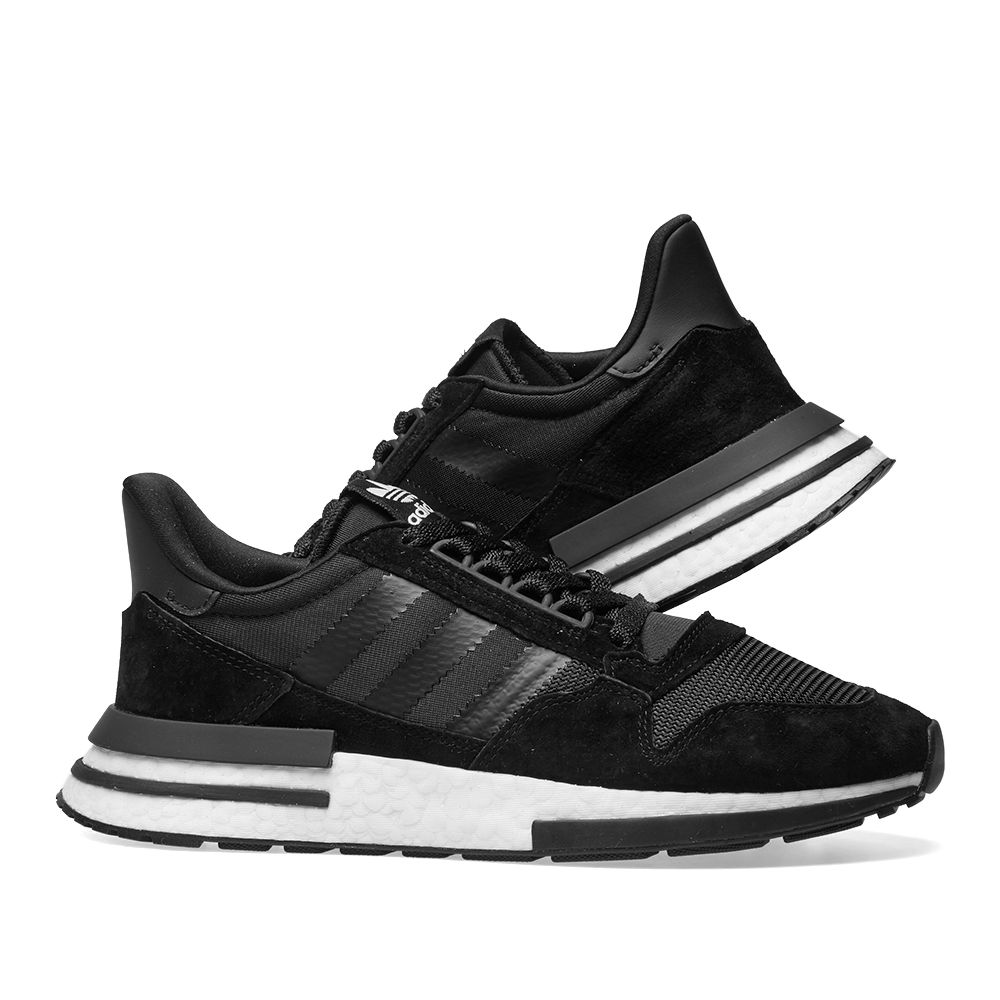 sports shoes 5f8f8 140f9 Adidas ZX 500 RM. Core Black  White