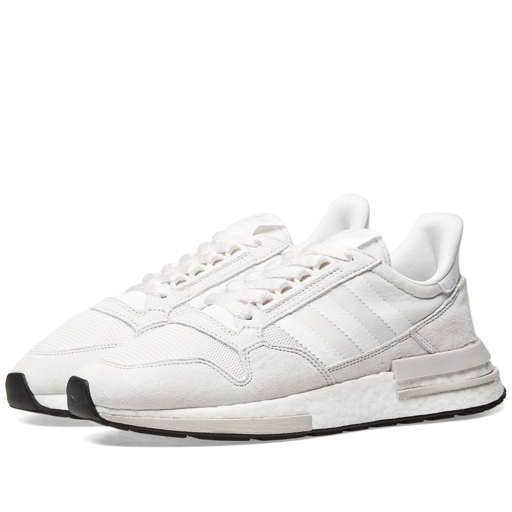 huge discount 8f181 5968a Adidas ZX 500 RM White  END.