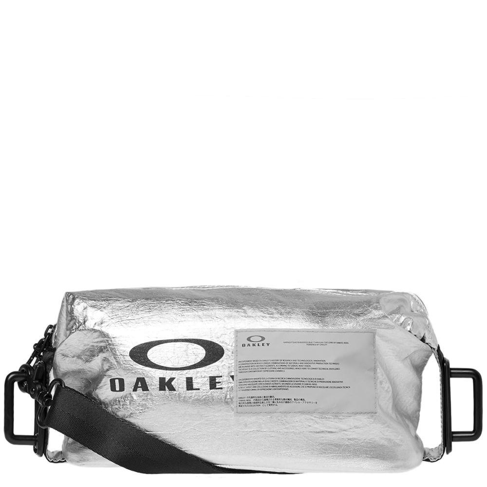 6fcbe13f82 Oakley x Samuel Ross Utility Bag Silver