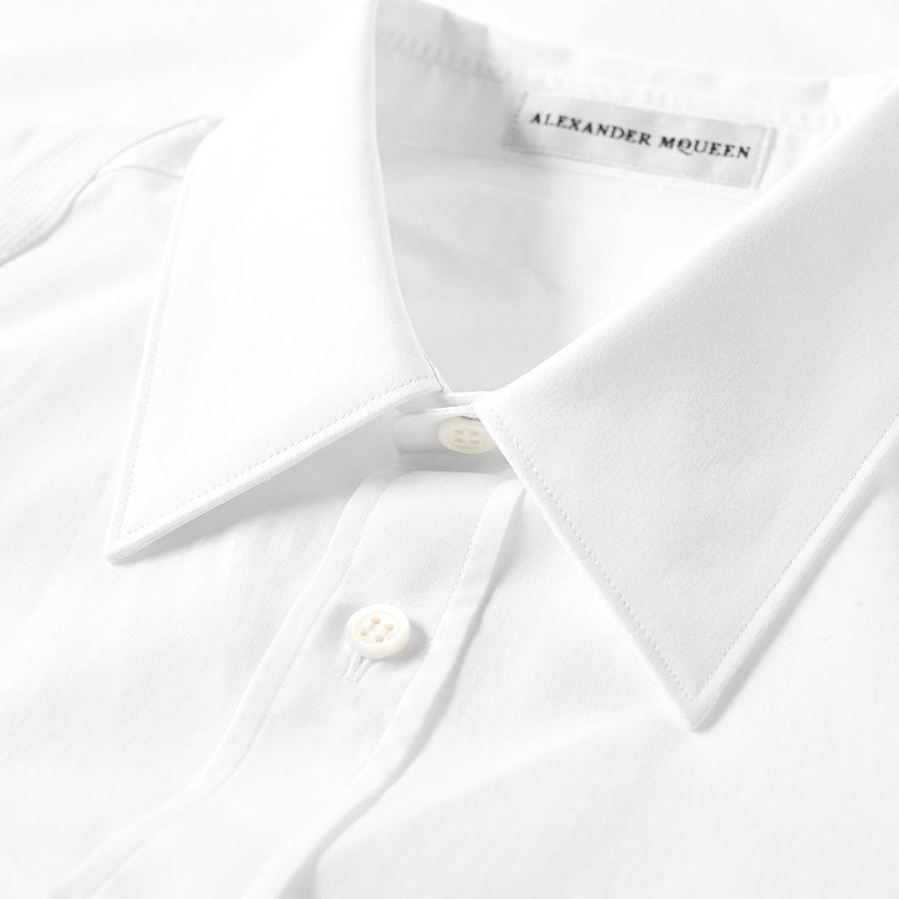 b17309dc Alexander McQueen Harness Shirt White   END.