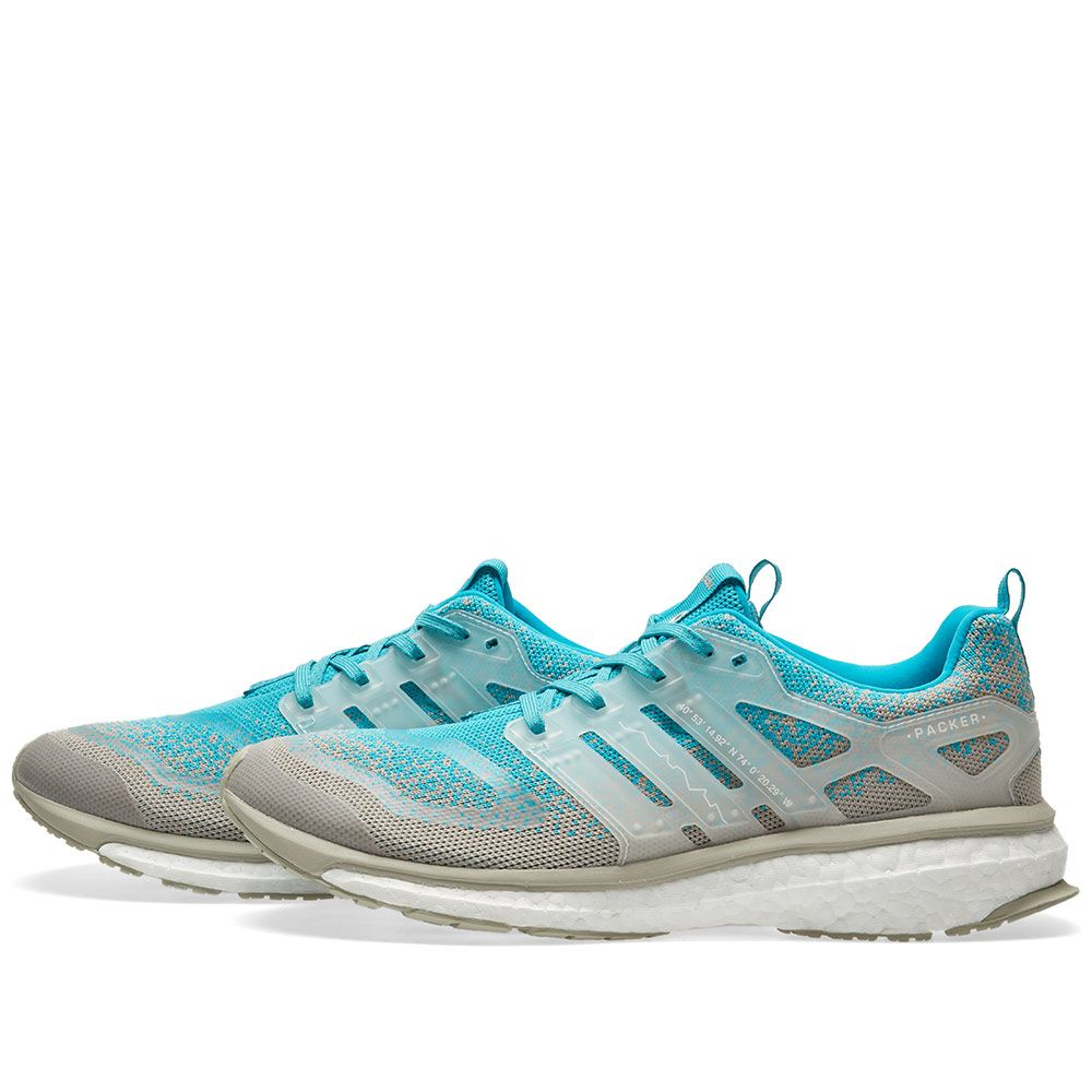 reputable site 1603f 1d727 Adidas Consortium x Packer x Solebox Energy Boost Energy Blu