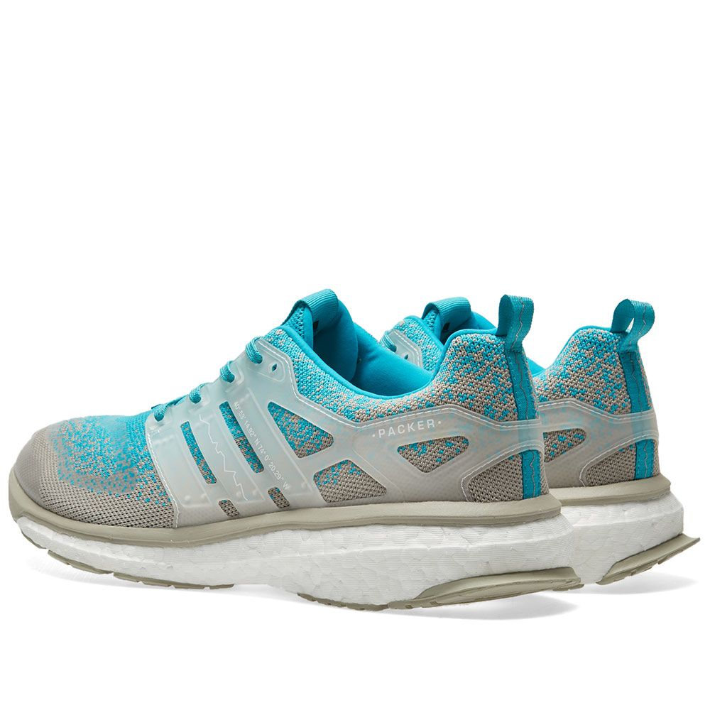 check out 6ed54 1f9eb Adidas Consortium x Packer x Solebox Energy Boost. Energy Blue ...