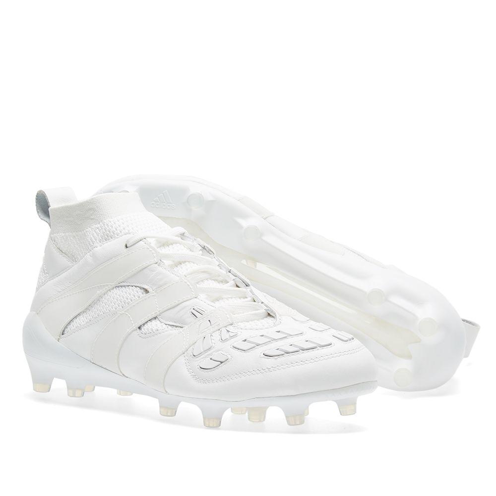 new concept a1609 5fad3 Adidas Consortium x David Beckham DB Accelerator FG. Footwear White