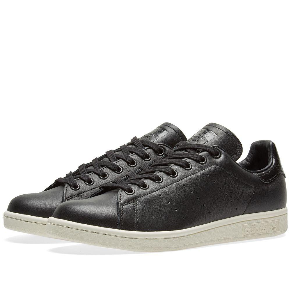 Adidas Stan Smith Core Black   White  df83ebd4e