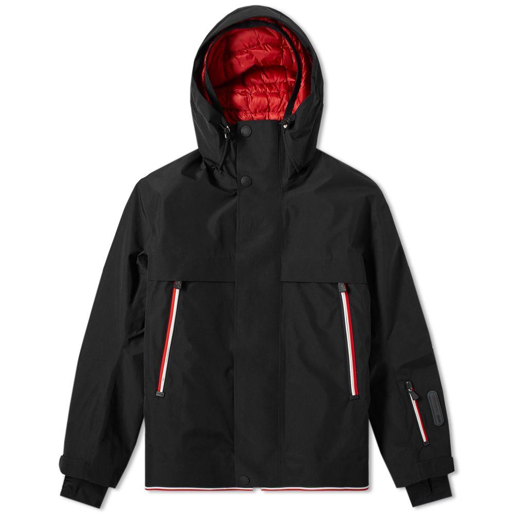 4f0fb7677 Moncler Grenoble Miller Ski Welt Recco Jacket Black