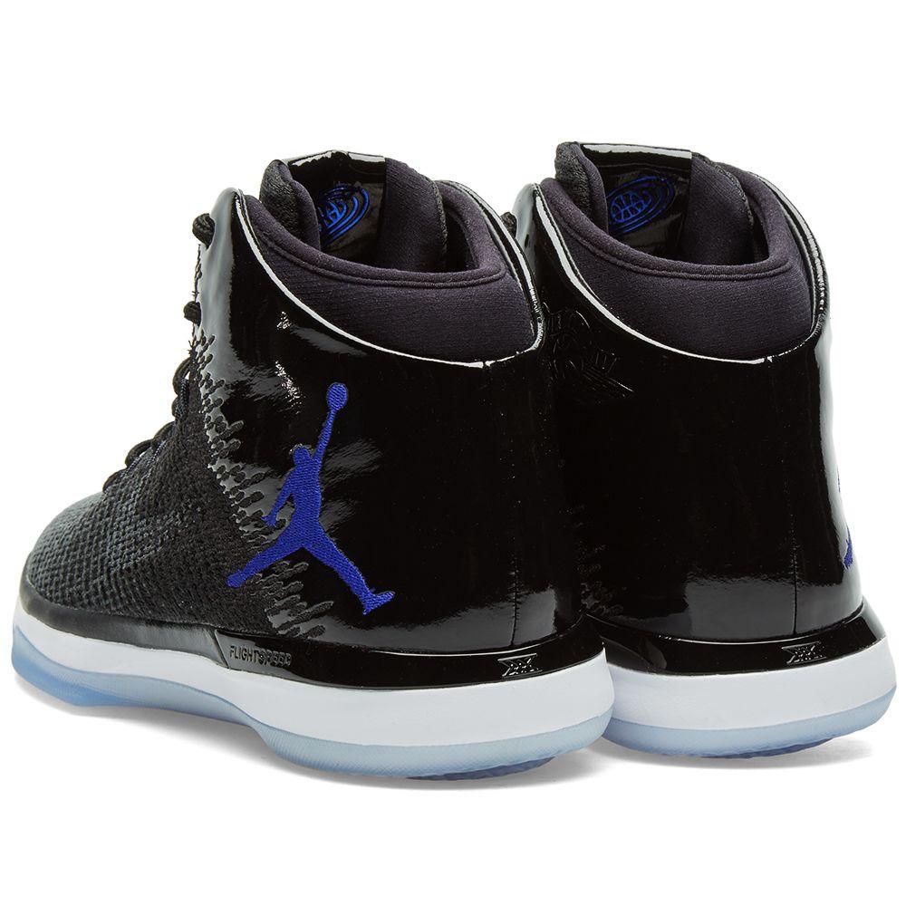 26a92832b252 Nike Air Jordan 31  Space Jam  Black