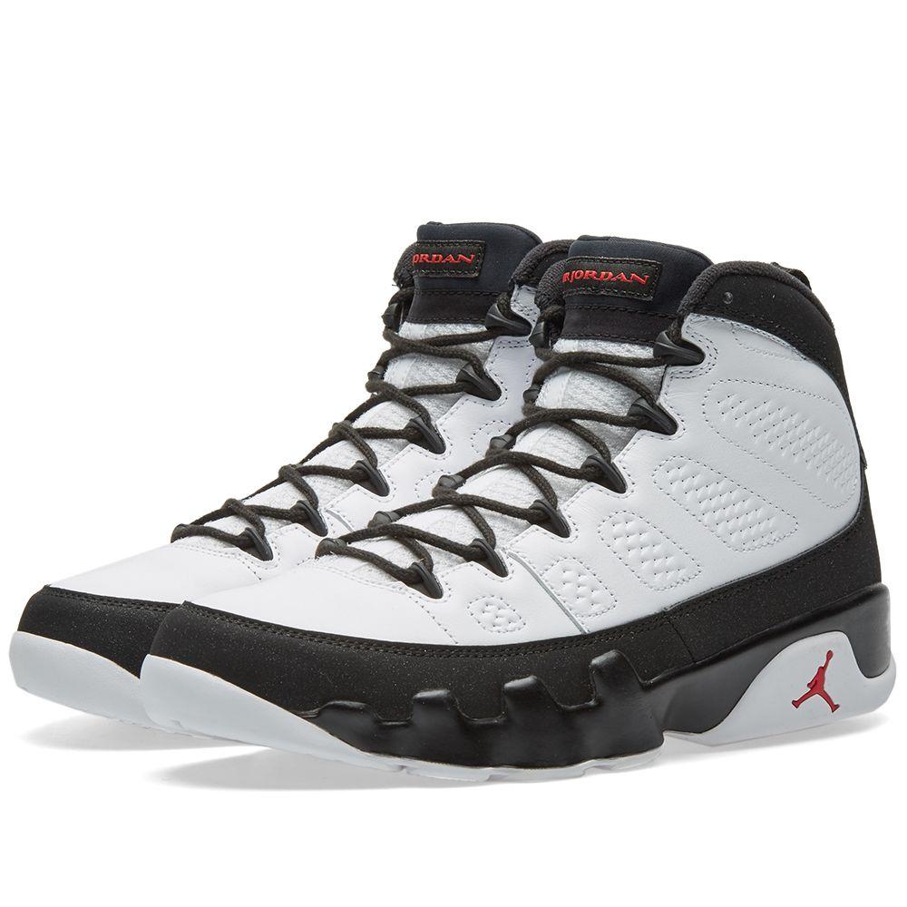 1731e139e2cae Nike Air Jordan 9 Retro  Space Jam  White