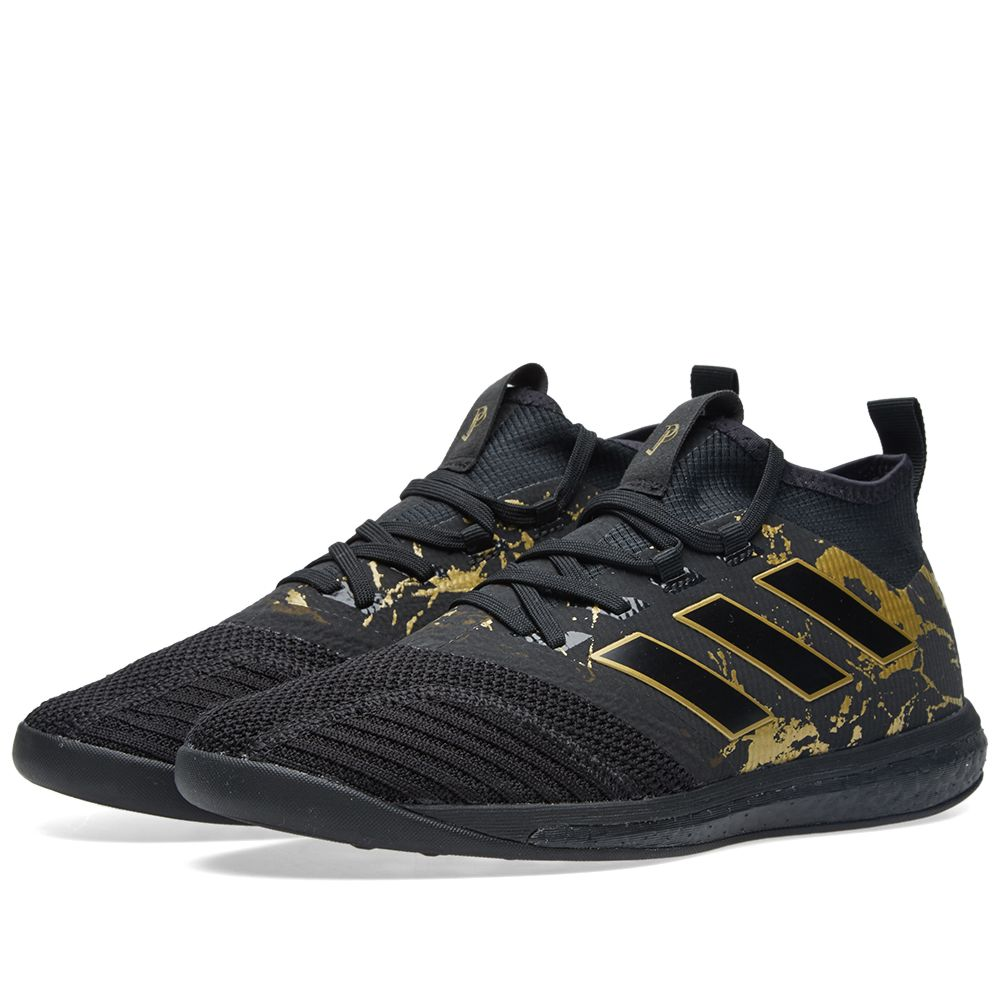 Adidas x Paul Pogba Ace Tango 17.1 TR Core Black   Gold  633387a63209f