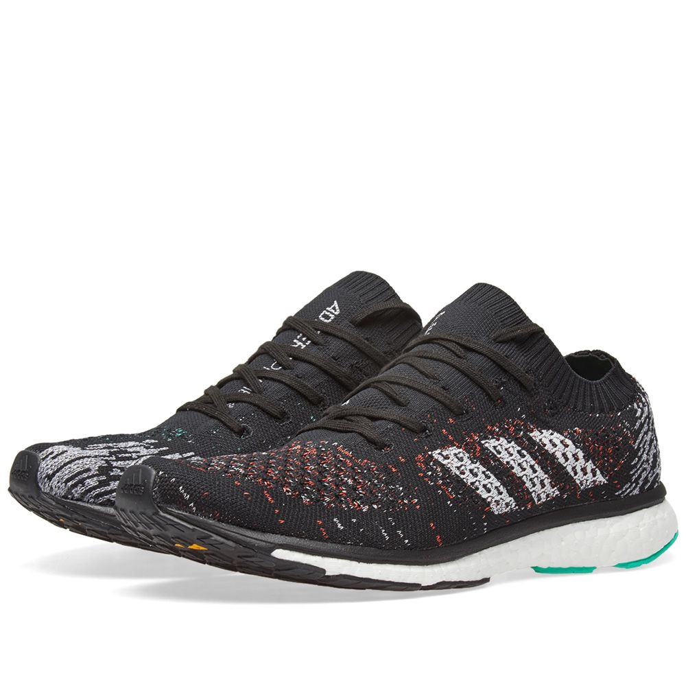 promo code 4c4f5 6a754 Adidas Adizero Prime Ltd Black, White  Grey Five  END.