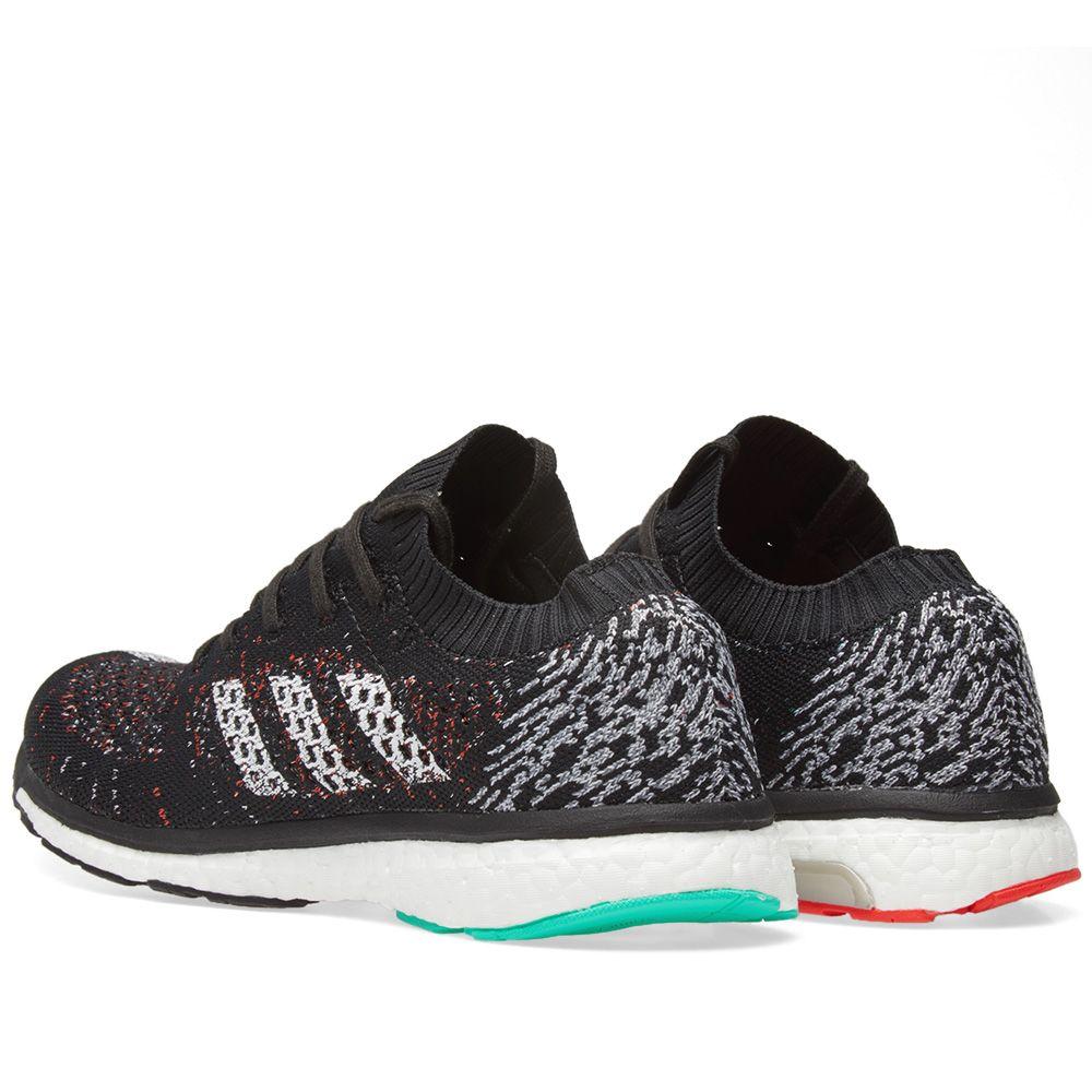 promo code ccbba f25fc Adidas Adizero Prime Ltd Black, White  Grey Five  END.