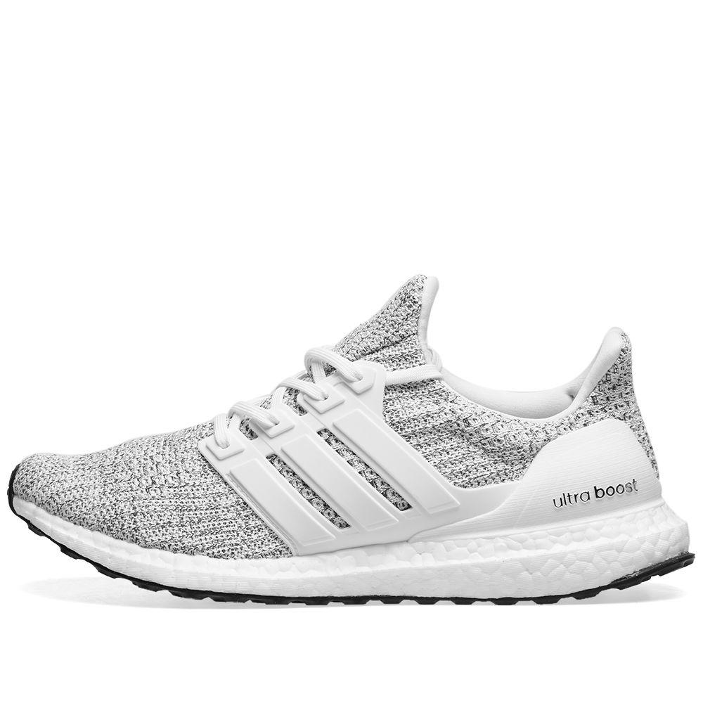 584ef0fff2e7f Adidas Ultra Boost W White   Non-Dyed