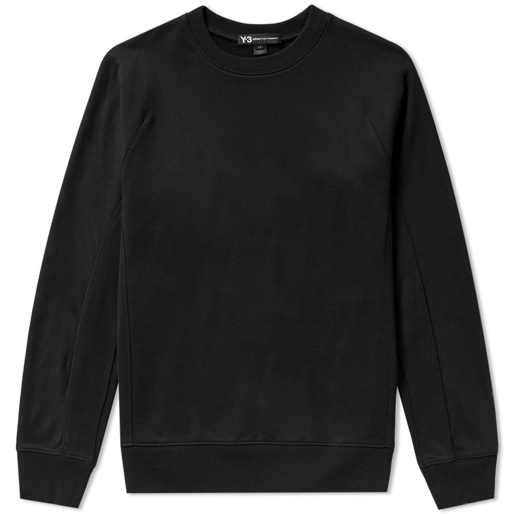 Y 3 Classic Crew Neck Sweat by Y 3