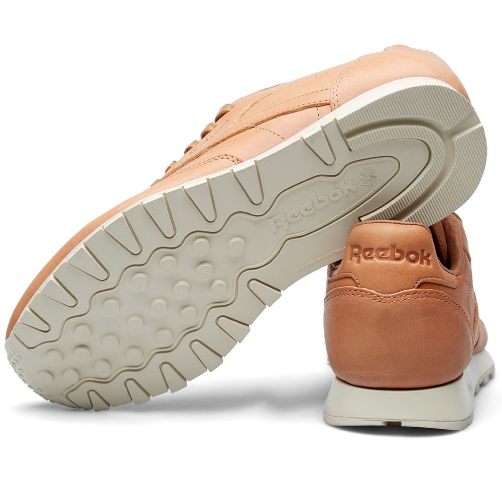 a9b3a6d42483cc Reebok x Horween Leather Co. Classic Leather Lux Natural