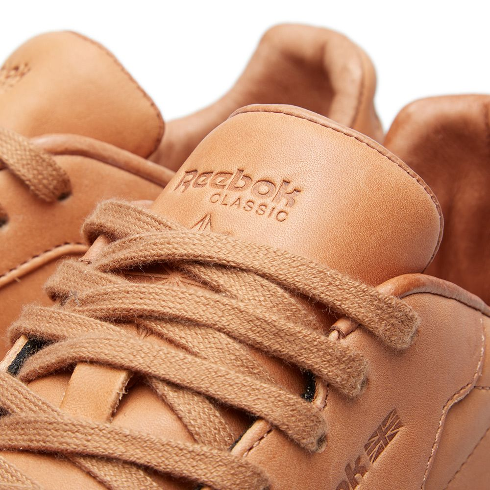 c2322f83705f69 Reebok x Horween Leather Co. Classic Leather Lux. Natural. £109 £55