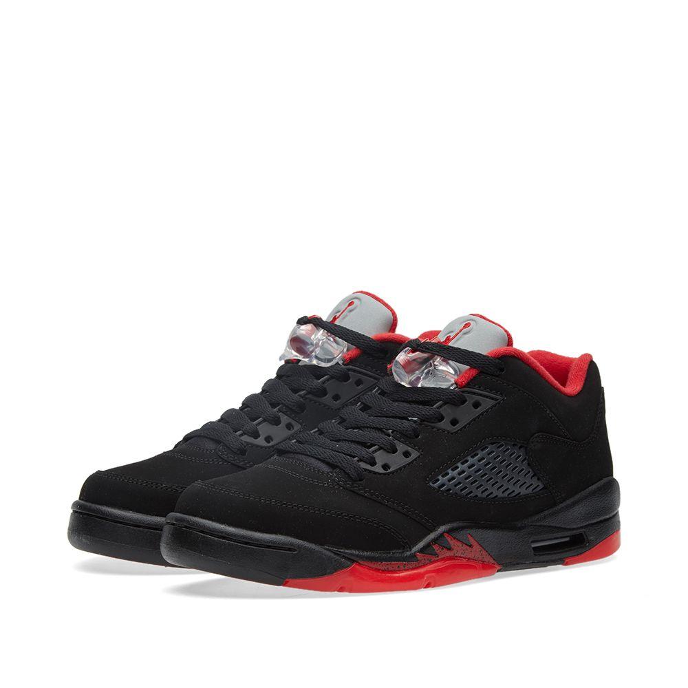 sale retailer dd90c b98fe homeNike Air Jordan 5 Retro Low GS  Alternate . image. image. image. image.  image. image. image