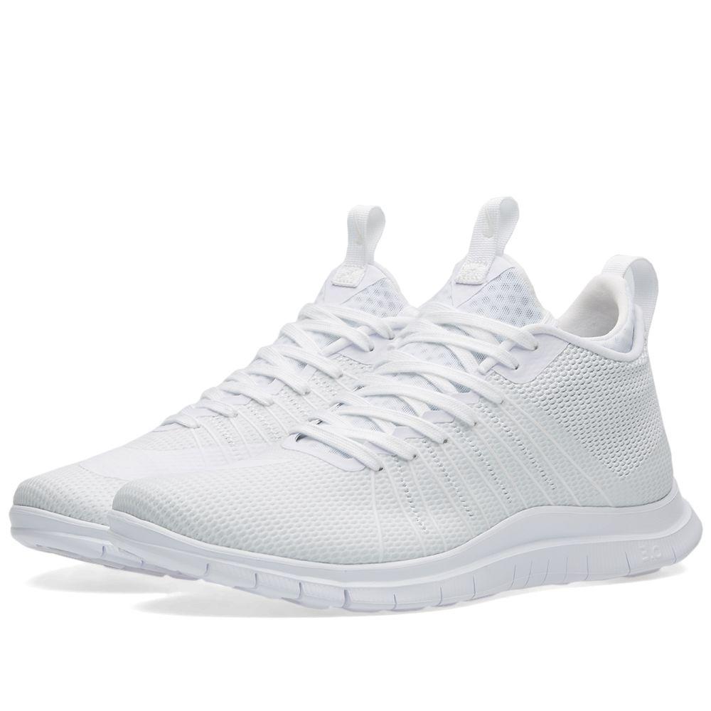 reputable site 0b7b2 bf8ae Nike Free Hypervenom 2 FS White   END.
