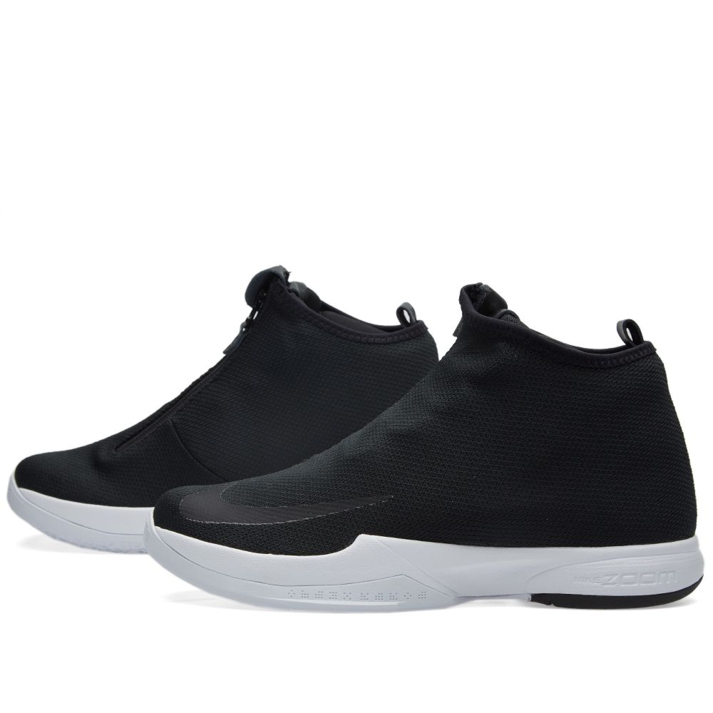outlet store e0942 66bc5 Nike Zoom Kobe Icon. Black, Dark Grey   White. CA 185 CA 99. image