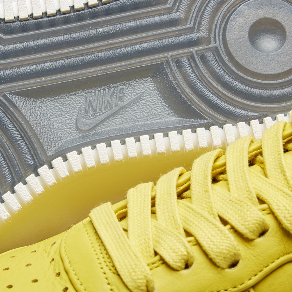 NikeLab Air Force 1 Low Bright Citron  07beabaa7