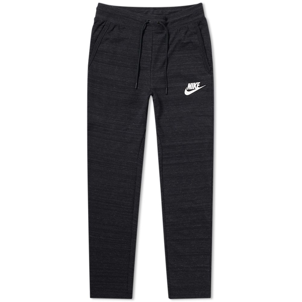 Nike Advance 15 Sweat Pant Black   White  948439626