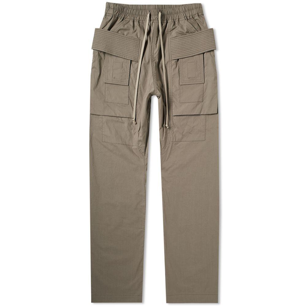 758c99908665 Rick Owens DRKSHDW Creatch Cargo Pant Dust