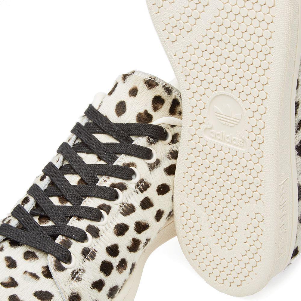 Adidas Stan Smith Animal Chalk White   Core Black  d73b3732c