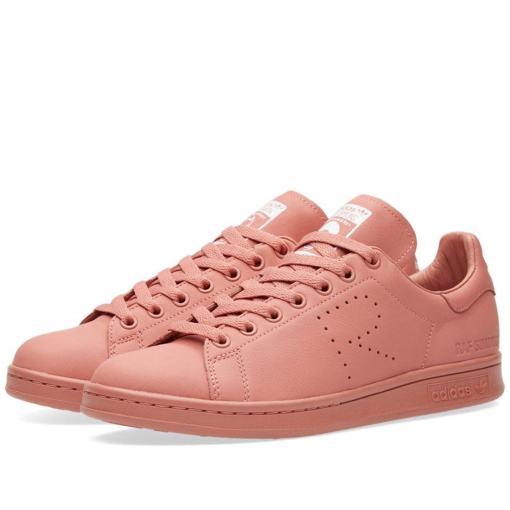 dcf8299e578 Adidas x Raf Simons Stan Smith Ash Pink