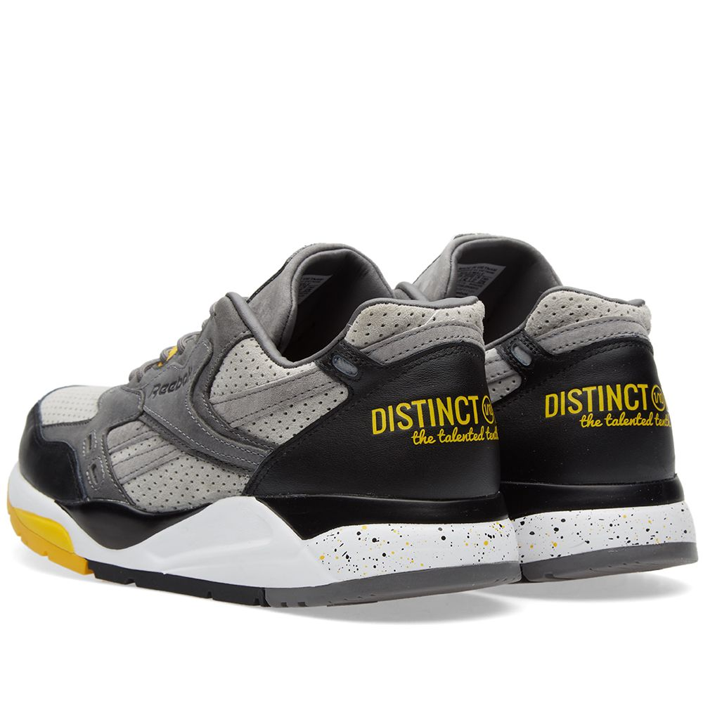 74ff6994cad Reebok x Distinct Life Bolton  Detroit  Tin Grey