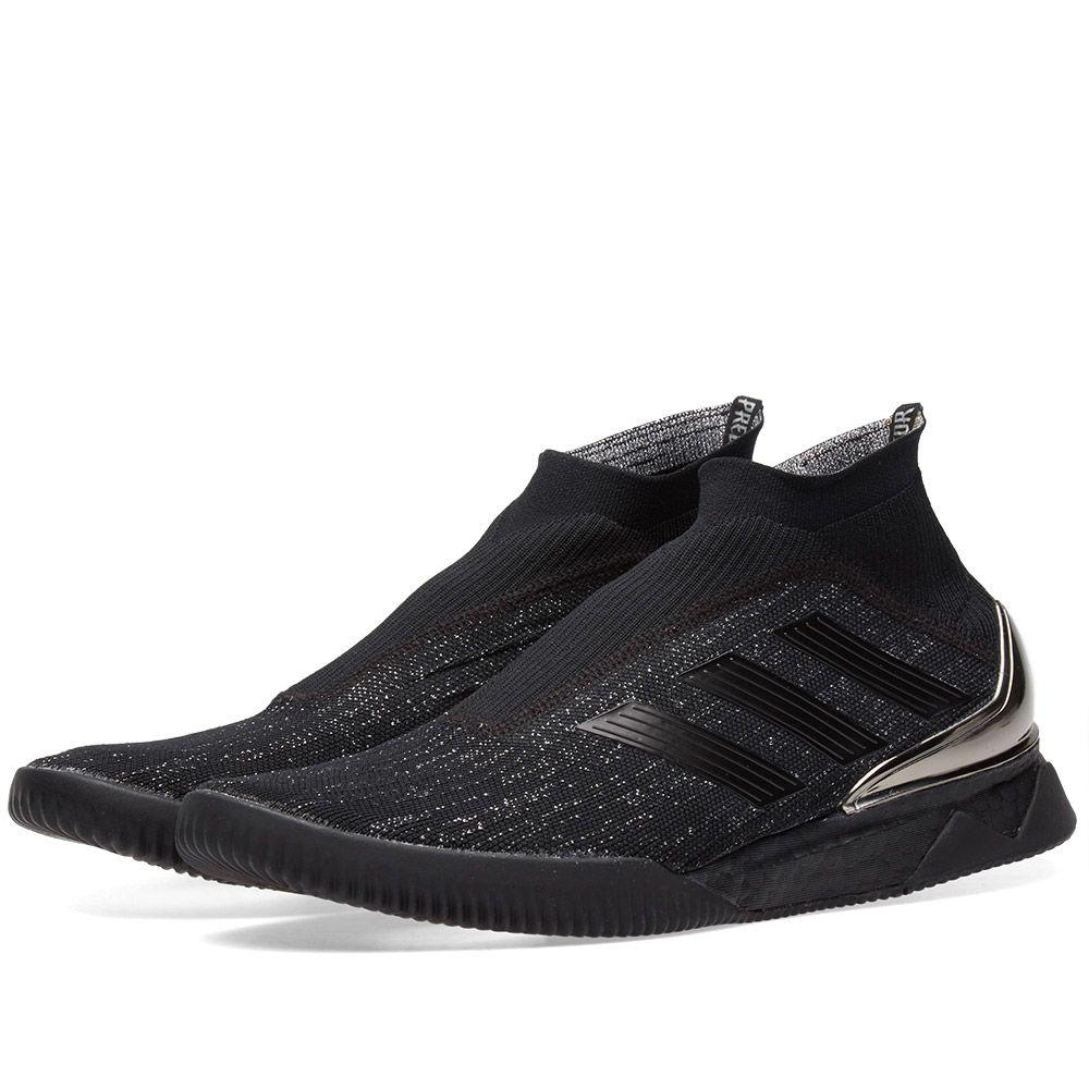 Adidas Consortium Nemeziz Predator Tango 18+ TR Core Black   Matte . a5273e4c3