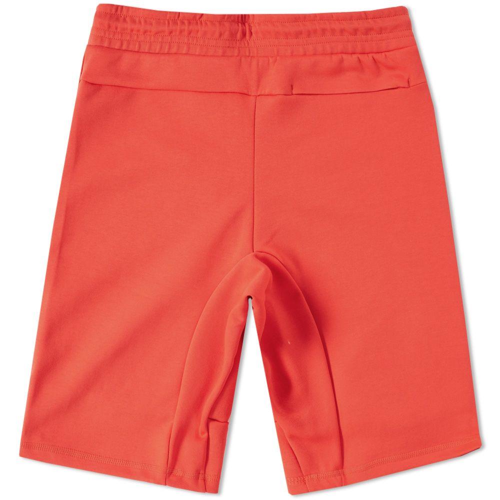 900f2dbc94d5 Nike Tech Fleece Short Light Crimson   Black