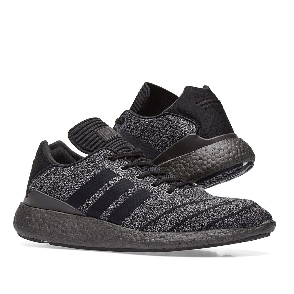 more photos 6821f 640af Adidas Busenitz Pure Boost Primeknit. Solid Grey  Black
