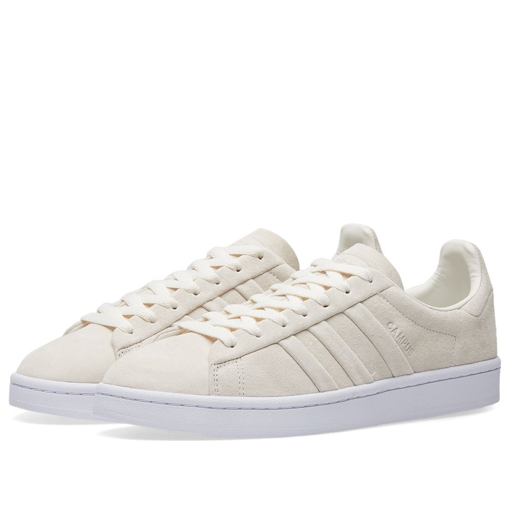 on sale 10ccc 5175d Adidas Campus Stitch  Turn White  END.