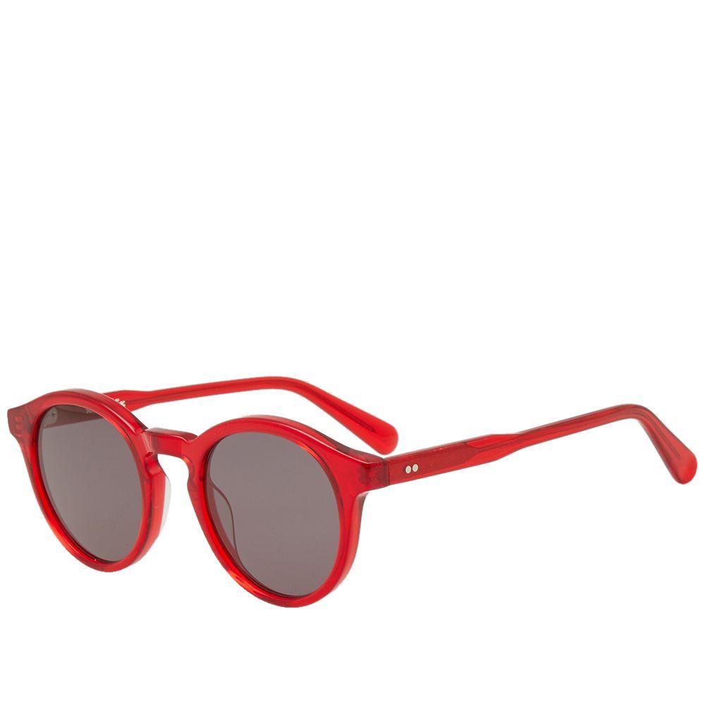d3faa8b1d75 Sun buddies zinedine sunglasses transparent red end jpg 1000x1000  Transparent red glasses