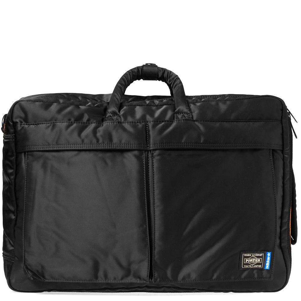 c7fabc6ff0 Adidas x Porter 3Way Briefcase Black