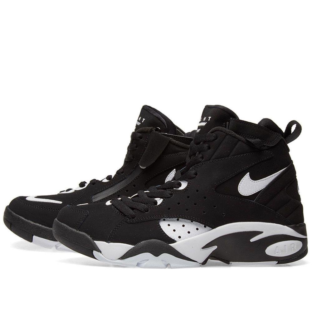 9a443713a12e0a Nike Air Maestro II Ltd Black   White